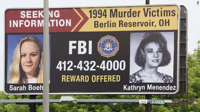 On the 15th anniversary of the teens' disappearance, the FBI sought the public's help on billboards in Pennsylvania and Ohio.