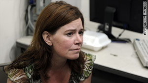 Laura Silsby was jailed January 29 in Haiti, but she's now back on American soil in Boise, Idaho.