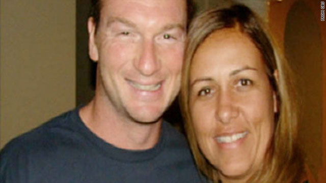 Bruce Beresford-Redman is back in the U.S. from Mexico, where his wife's body was found in a Cancun sewer last month.