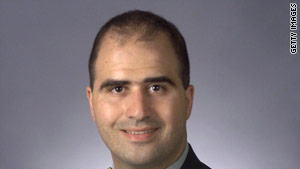 Maj. Nidal Hasan  is accused of shooting 13 people to death at Fort Hood in Texas.