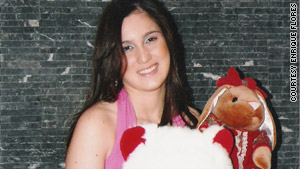 Stephany Flores Ramirez, who loved to play poker, allegedly met Joran van der Sloot while playing cards.