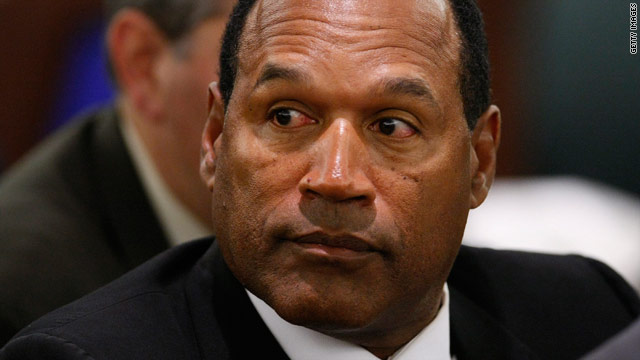 O.J. Simpson was convicted of armed robbery in 2008. His lawyers say the trial was tainted by Simpson's notorious past.