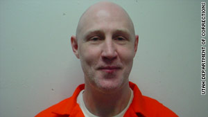 Ronnie Lee Gardner is scheduled to die by firing squad in Utah on June 18.