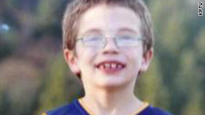 Kyron Horman was last seen at his elementary school on June 4.