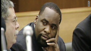 Ex-Detroit Mayor Kwame Kilpatrick is already serving time on obstruction charges related to efforts to cover up an affair.