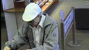 The FBI is asking for the public's assistance in identifying a man believed to be responsible for 11 bank robberies.