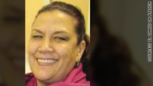 Vicky Pelaez is shown here in a file photo from El Diario's website.