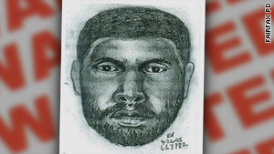 A sketch of a suspect in two Virginia crime cases that have been linked has been released.
