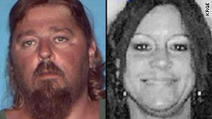 Mark Cochran is a registered sex offender, police said. Elizabeth Denman is believed to be the boy's mother.