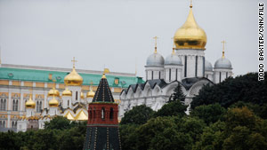 Ten Russians suspected of spying in the U.S. have been sent back to Russia.