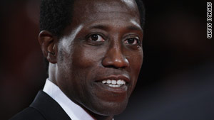 Actor Wesley Snipes was sentences to three years in prison for failing to file tax returns.