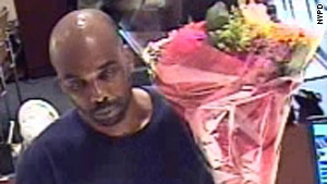 "The NYPD identified Edward Pemberton, 44, as the so-called ""bouquet bandit."""