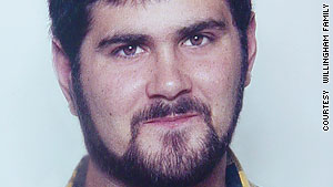 Todd Willingham said he was innocent but was executed in February 2004 for the arson murders of his three kids.