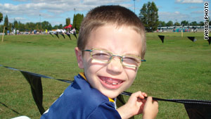 Kyron Horman, 7, has been missing since June 4.