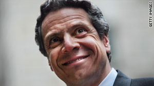 New York Attorney General Andrew Cuomo is investigating life insurers over their payouts to military families.