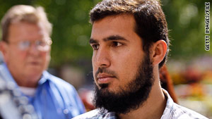 Co-defendant Najibullah Zazi has already admitted his role in alleged plot to bomb subway stations in Manhattan.