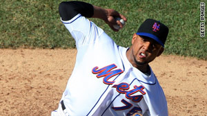 "The agent of New York Mets pitcher Francisco ""K-Rod"" Rodriguez did not reply for comment."