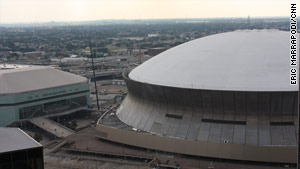 The Roland Bourgeois case is one of several Katrina-related court cases currently being prosecuted in New Orleans.