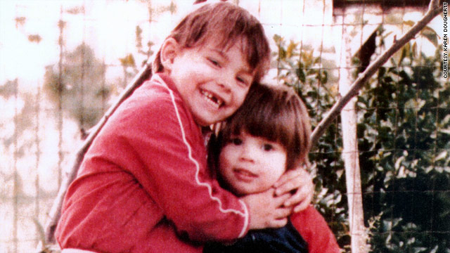 Danny Dougherty, 4, and Johnny Dougherty, 3, died in a fire in their home in 1985. Their father, Daniel Dougherty, was found guilty of setting the blaze, but he is appealing his case.