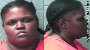 Shaquan Duley, 29, is facing two counts of murder in the deaths of her sons, the Orangeburg County sheriff says.