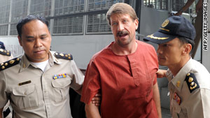 Viktor Bout's extradition must be processed with three months,  the Thai court ruled.