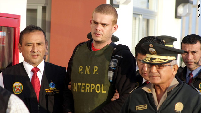 A panel of judges are considering whether to uphold Joran van der Sloot's confession in the slaying of a Peruvian woman.