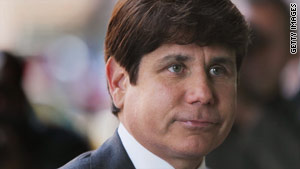 Former Gov. Rod Blagojevich was convicted of lying to the FBI, but the jury deadlocked on the other 23 counts.