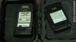 This is a GPS device that can be attached to a car with a magnet so its location can be tracked.