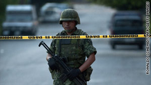 Police and federal authorities are battling a notable increase in crime in the Mexican state of Tamaulipas.