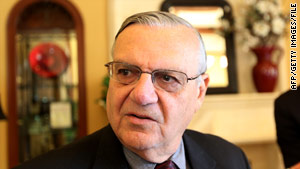 A lawsuit alleges Sheriff Joe Arpaio isn't cooperating with a probe into alleged discrimination against Hispanics.