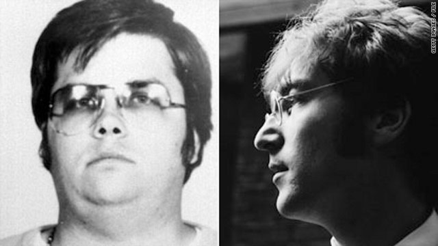 Mark David Chapman is serving 20 years to life in prison for the December 8, 1980 murder of John Lennon.