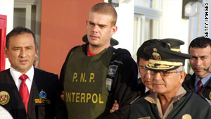 Joran van der Sloot is accused of trying to extort more than $250,000 from Natalee Holloway's family.