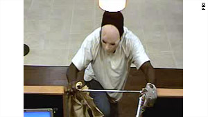 A man robbed an Atlanta, Georgia, bank on Tuesday, but according to the FBI, he may have made a critical error.