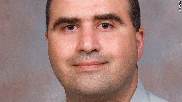 Maj. Nidal Hasan has been charged with 13 counts of murder in the November 2009 shootings at Fort Hood.