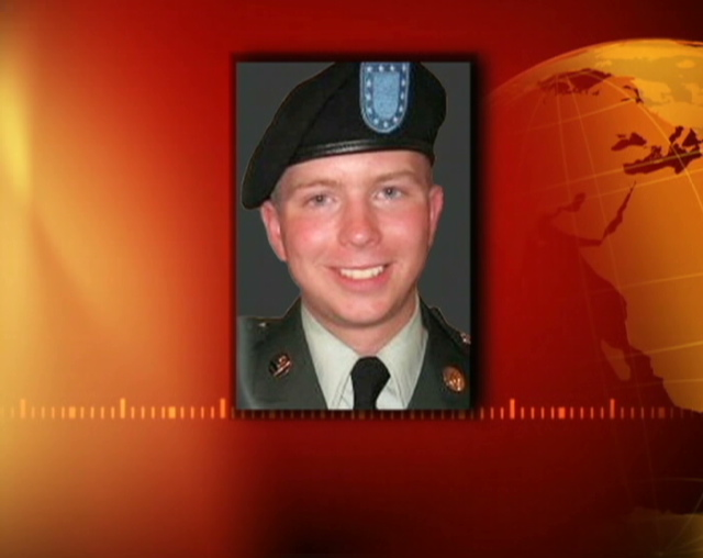 Bradley Manning is accused of leaking classified military information to the Wikileaks website.