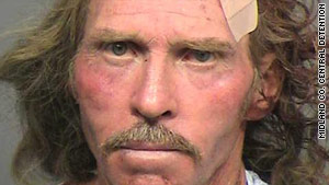 Victor White, 55, was arrested Saturday after an almost daylong standoff with police.
