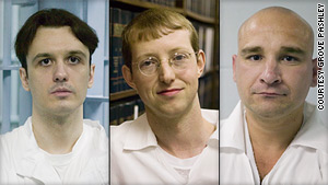 Damien Echols, Jason Baldwin and Jessie Misskelley were convicted and are serving their sentences.