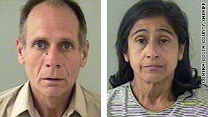 Phillip and Nancy Garrido are accused of holding Jaycee Dugard captive for nearly two decades.