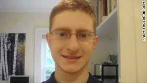 The body of 18-year-old Tyler Clementi was recovered from the Hudson River on Thursday.