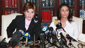 Allred represents Charlotte Lewis, who contends director Roman Polanski took sexual advantage of her.