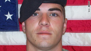 Spc. Jeremy Morlock is one of five U.S. soldiers accused of premeditated murder in the slayings of Afghan civilians.