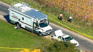 Authorities are focusing their search efforts in southwest Lake County, Indiana.