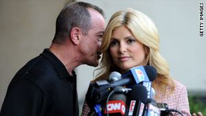 Lisa Bloom advised Michael Lohan during his daughter Lindsay's recent legal troubles.