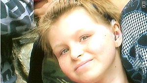 Zahra Clare Baker, 10, was reported missing October 9.