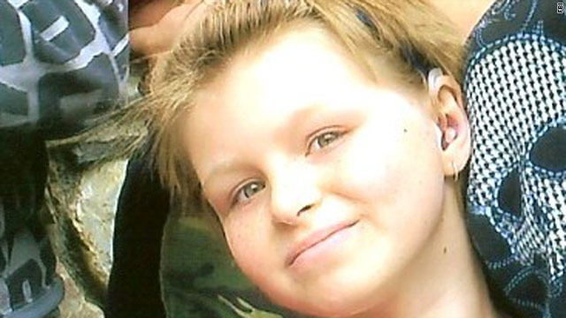 No one has seen 10-year-old Zahra Baker since September 25, and the local sheriff believes she is dead.
