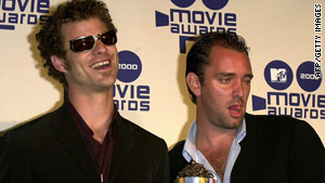 "Zachary Chesser is accused of threatening ""South Park"" creators Trey Parker and Matt Stone."