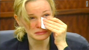 Susan Wright claims that she stabbed her husband to death after years of abuse.