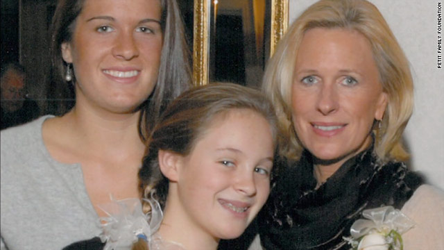 Jennifer Hawke-Petit and her daughters Hayley, 17, and Michaela, 11, were killed in the home invasion.