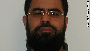 Farooque Ahmed is accused of helping in an alleged plot to bomb Washington-area subway systems.