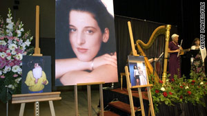 Chandra Levy's body was found in Washington's Rock Creek Park in 2002, more than a year after her disappearance.